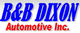 B & B Dixon Automotive Inc